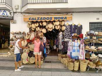 where to buy a hat in Ronda