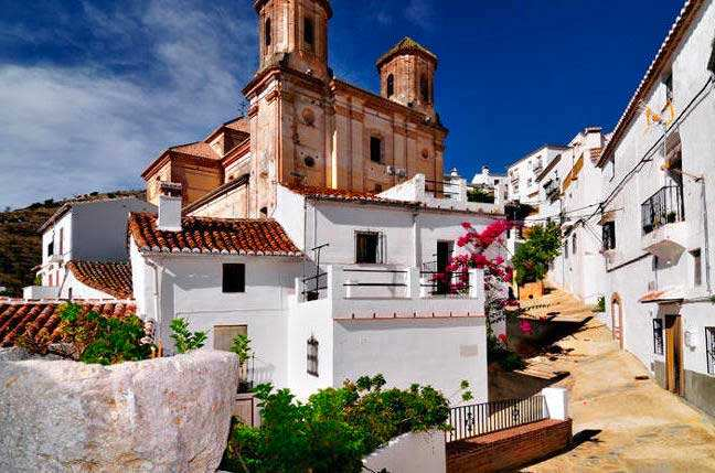 Andalucia´s Undiscovered White Villages