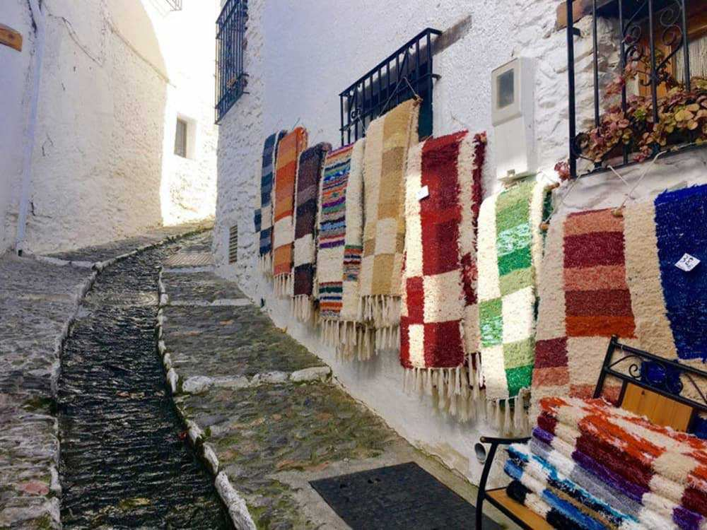 Andalucian Rug Making