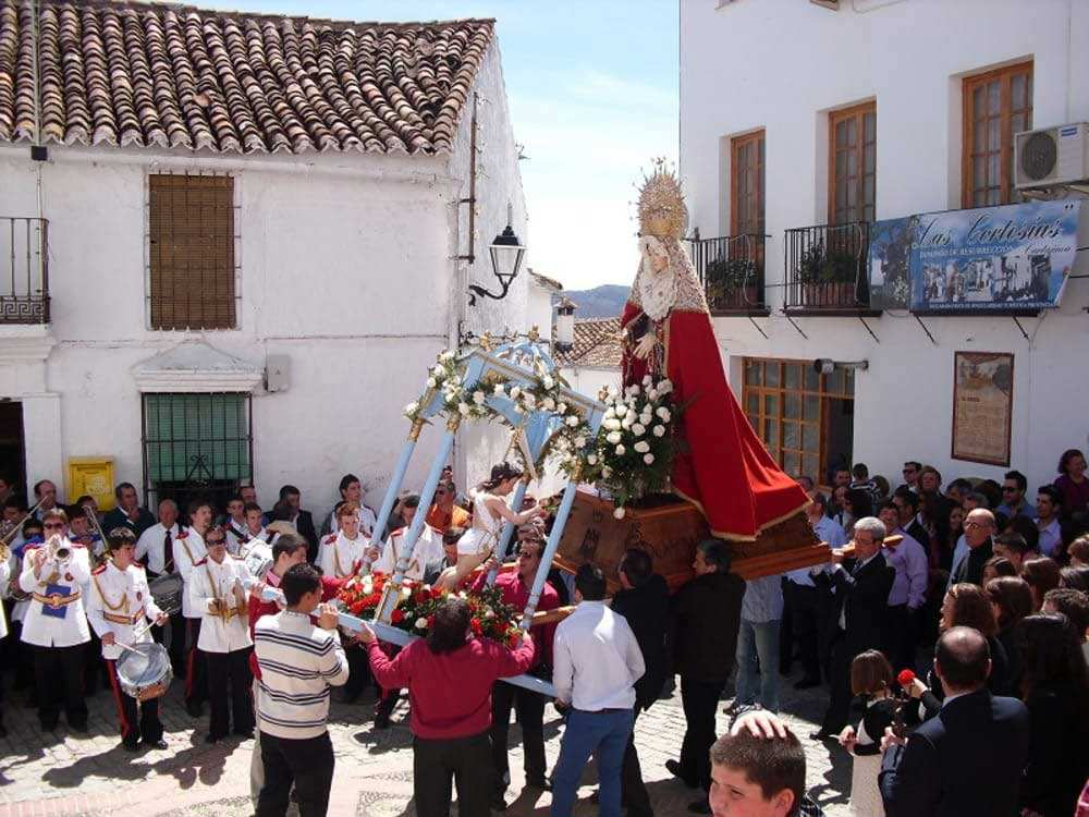 Easter in Andalucia