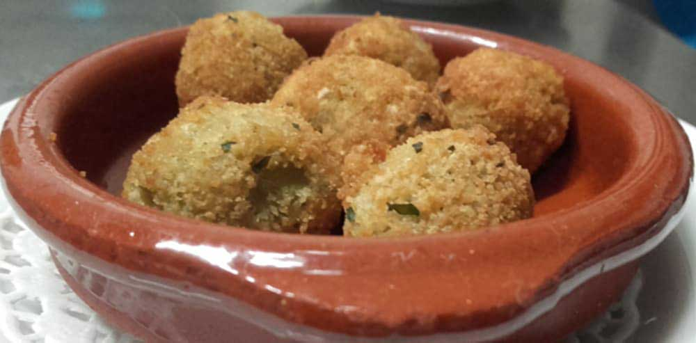 The secrets of Fried Olives