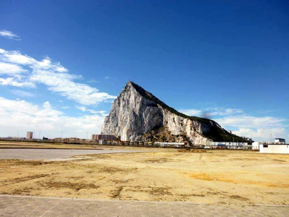 Visit the rock of Gibraltar