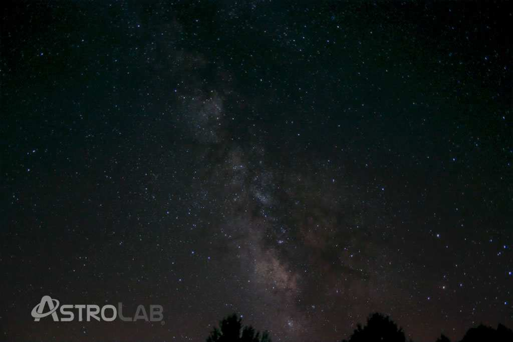 stargazing in Andalucia forest of stars