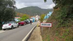 discovered village Juzcar