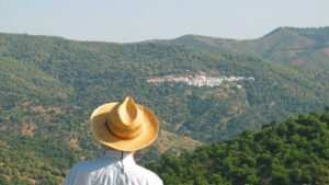 walking holiday Andalucia