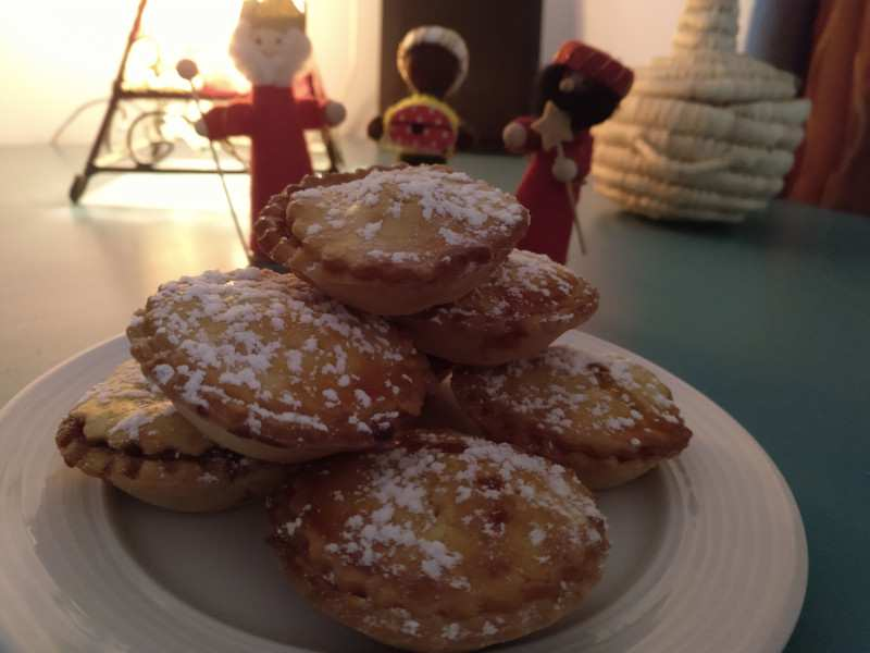 how to make perfect mince pie