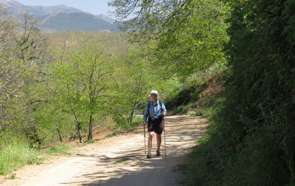 walking the Serrania de Ronda