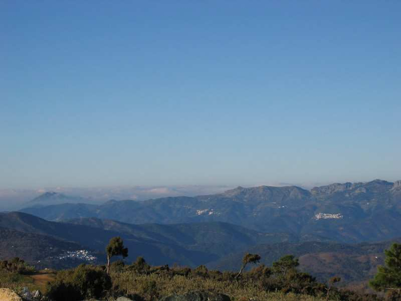 Alto genal valley